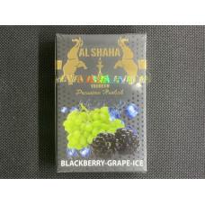 ТАБАК AL SHAHA BLACKBERRY-GRAPE-ICE