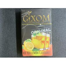 ТАБАК GIXOM ICE TEA LEMON