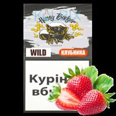 ТАБАК HONEY BADGER КЛУБНИКА 40 гр