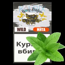 ТАБАК HONEY BADGER МЯТА 40 гр