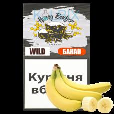 ТАБАК HONEY BADGER WILD БАНАН 40 гр