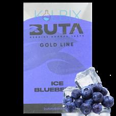 ТАБАК BUTA GOLD LINE ICE BLUEBERRY (ЧЕРНИКА ЛЕД)