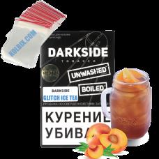 ТАБАК DARKSIDE GLITCH ICE TEA(ГЛИЧЬ АЙС ТИ) ФАСОВКА 25г