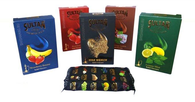 Купить табак для кальяна Султан в Харькове