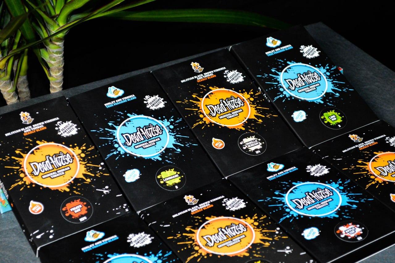 Купить табак для кальяна Дед Хорс в Харькове